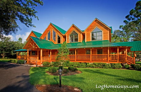 3 Things to Consider Before Building a Log Home