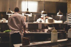 Kitchen, Work, Restaurant, Cook, Chef, Professional