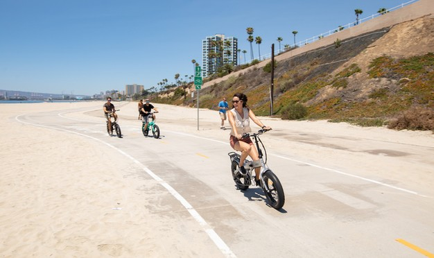 Top U.S. Cities For Electric Bike Use