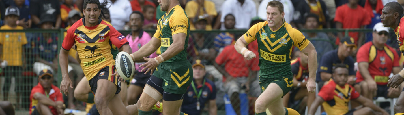 A Brief History Of The Australian Rugby League