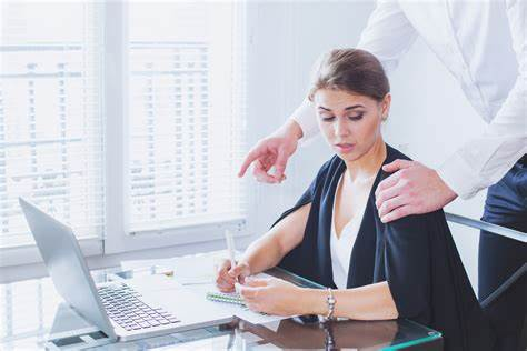 3 Things To Do When You Experience Sexual Harassment In The Workplace